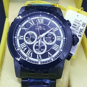Weekend sale-1 LEFT IN STOCK-NEW INVICTA WATCH